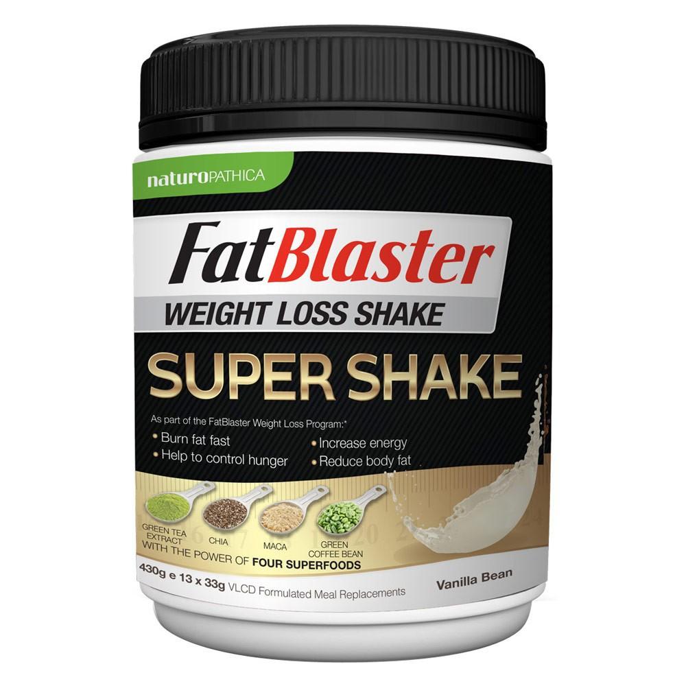 Naturopathica - Fatblaster Weight Loss Shake SUPERSHAKE ...