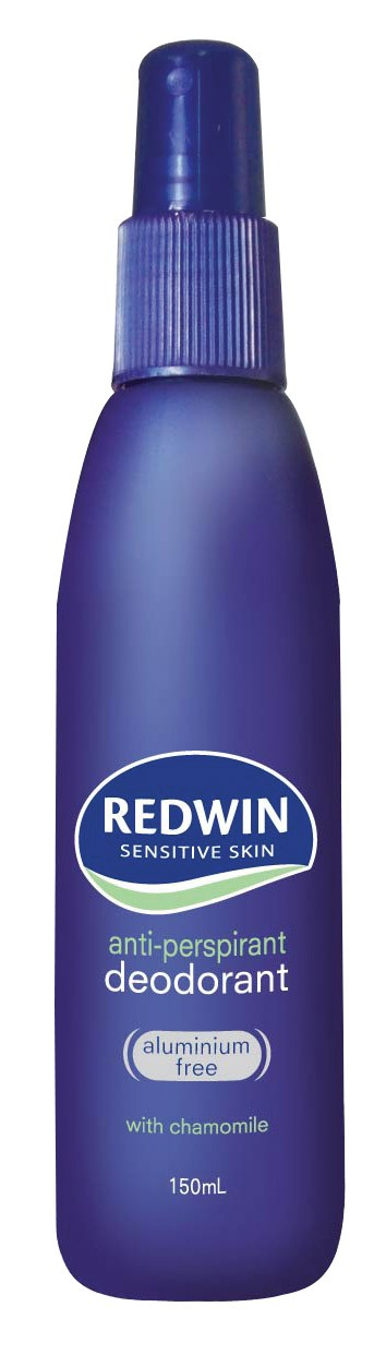 redwin pump sport deodorant 150ml anti perspirant aluminium free. Black Bedroom Furniture Sets. Home Design Ideas