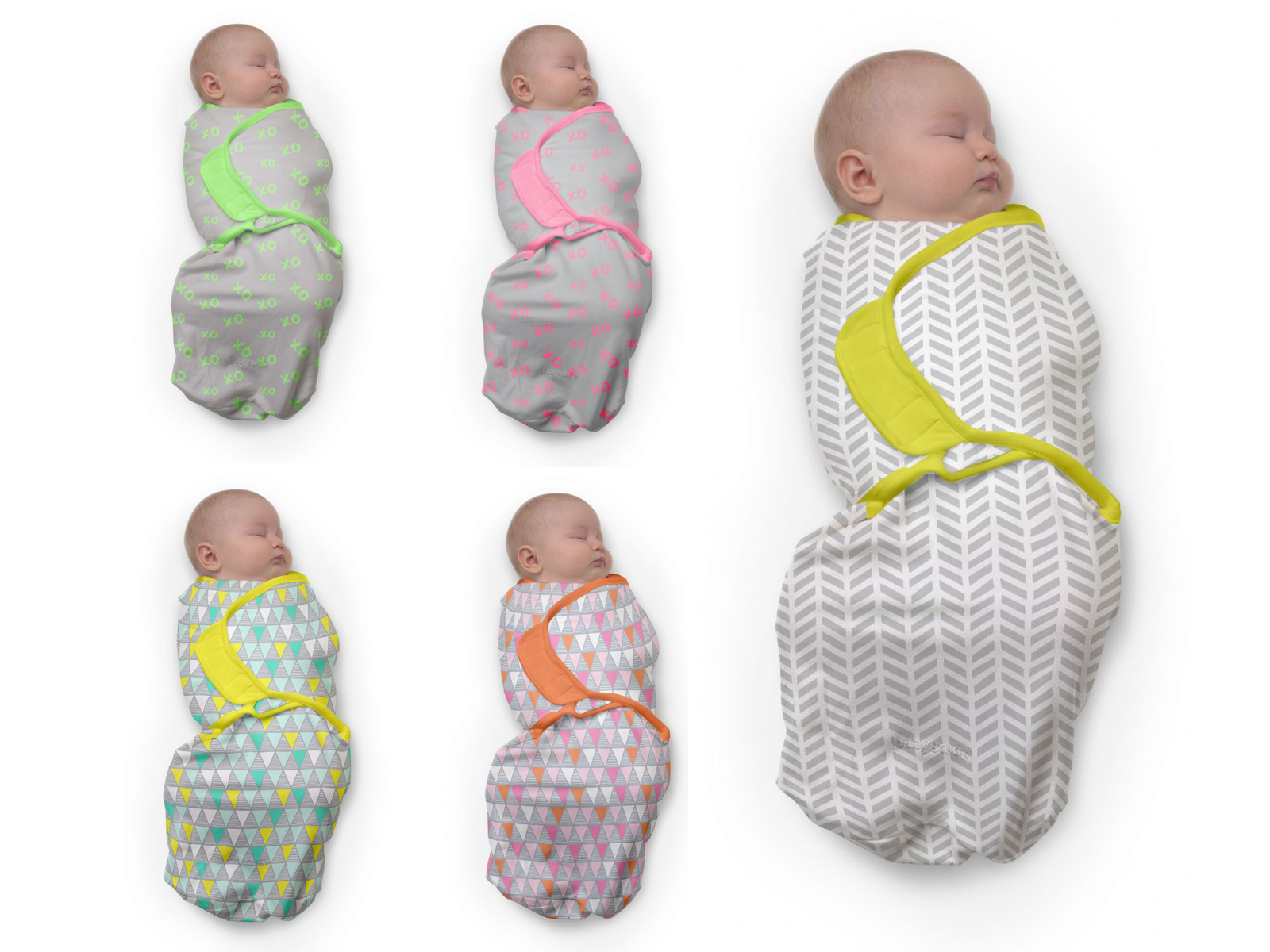 baby studio swaddle wrap instructions