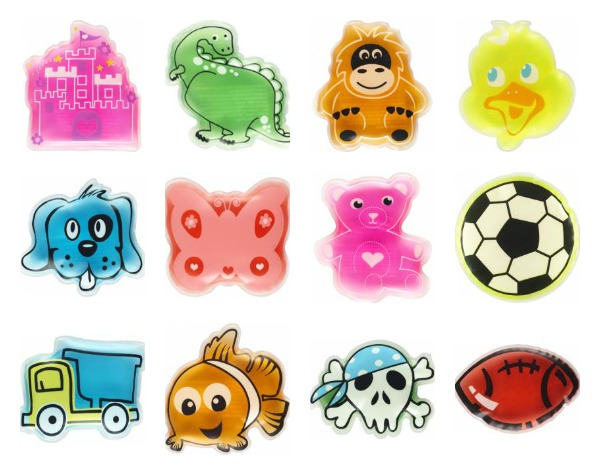 Boo Boo Buddy Reusable Cold Pack Ice Gel Bag For Kids