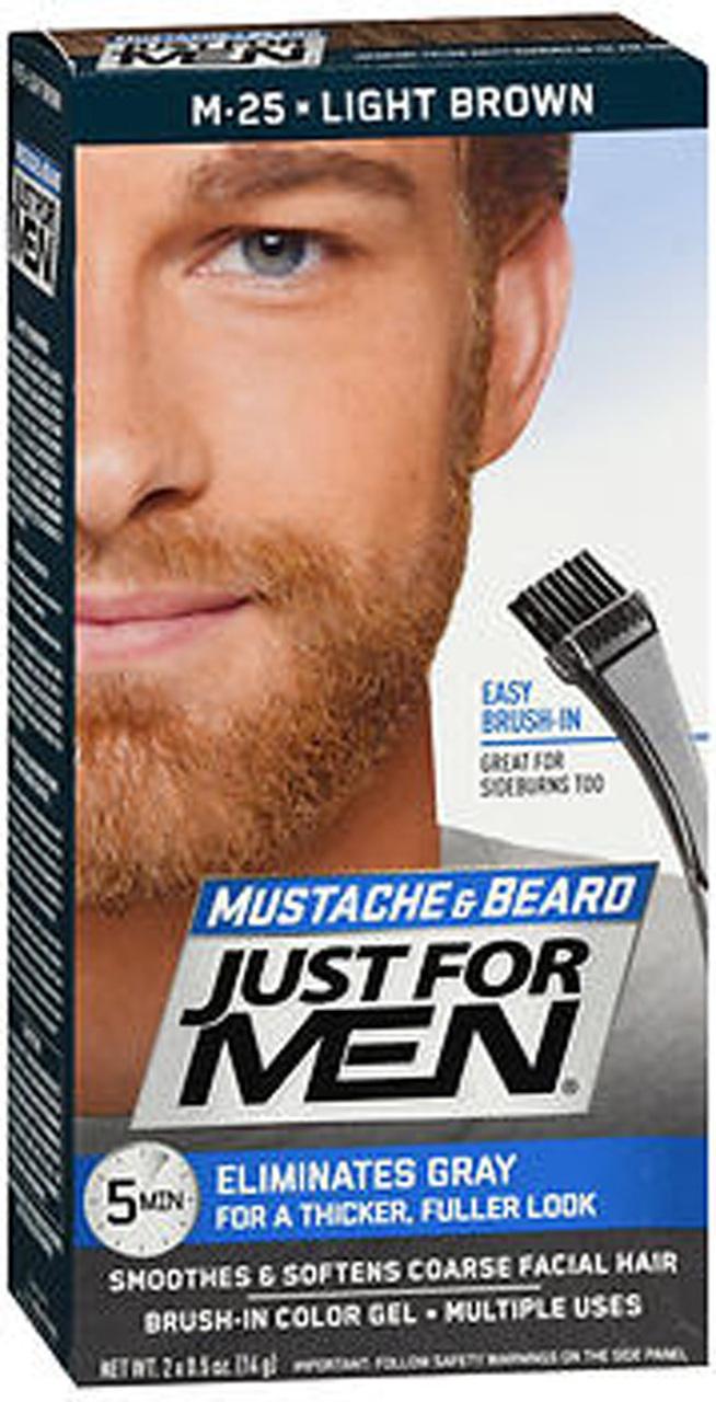 Just For Men Beard Light Brown   eBay