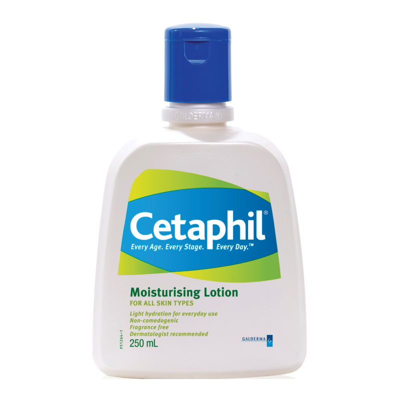cetaphil cleanser and moisturising lotion